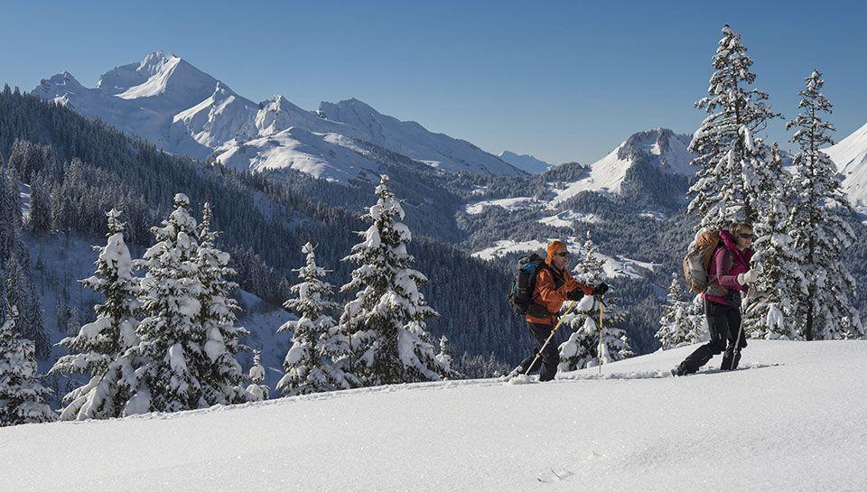 Une station de ski à plus de 1500m d'altitude
