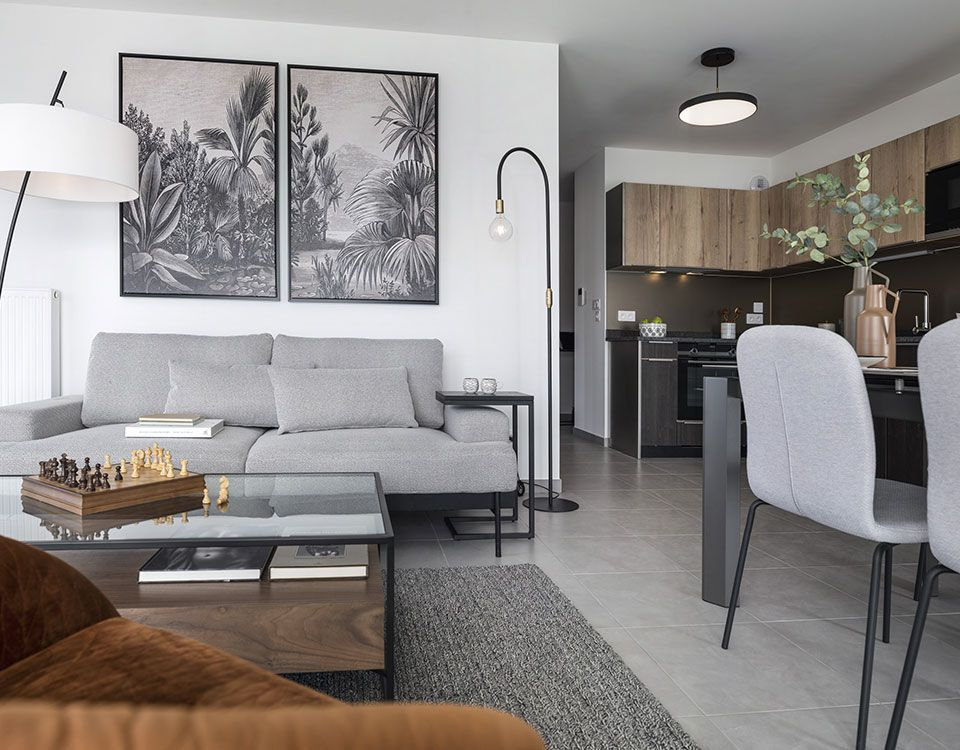 Ambiance intérieure - Appartement MGM