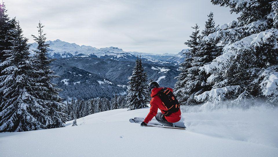 Les Gets - Domaine skiable - Les Portes du Soleil