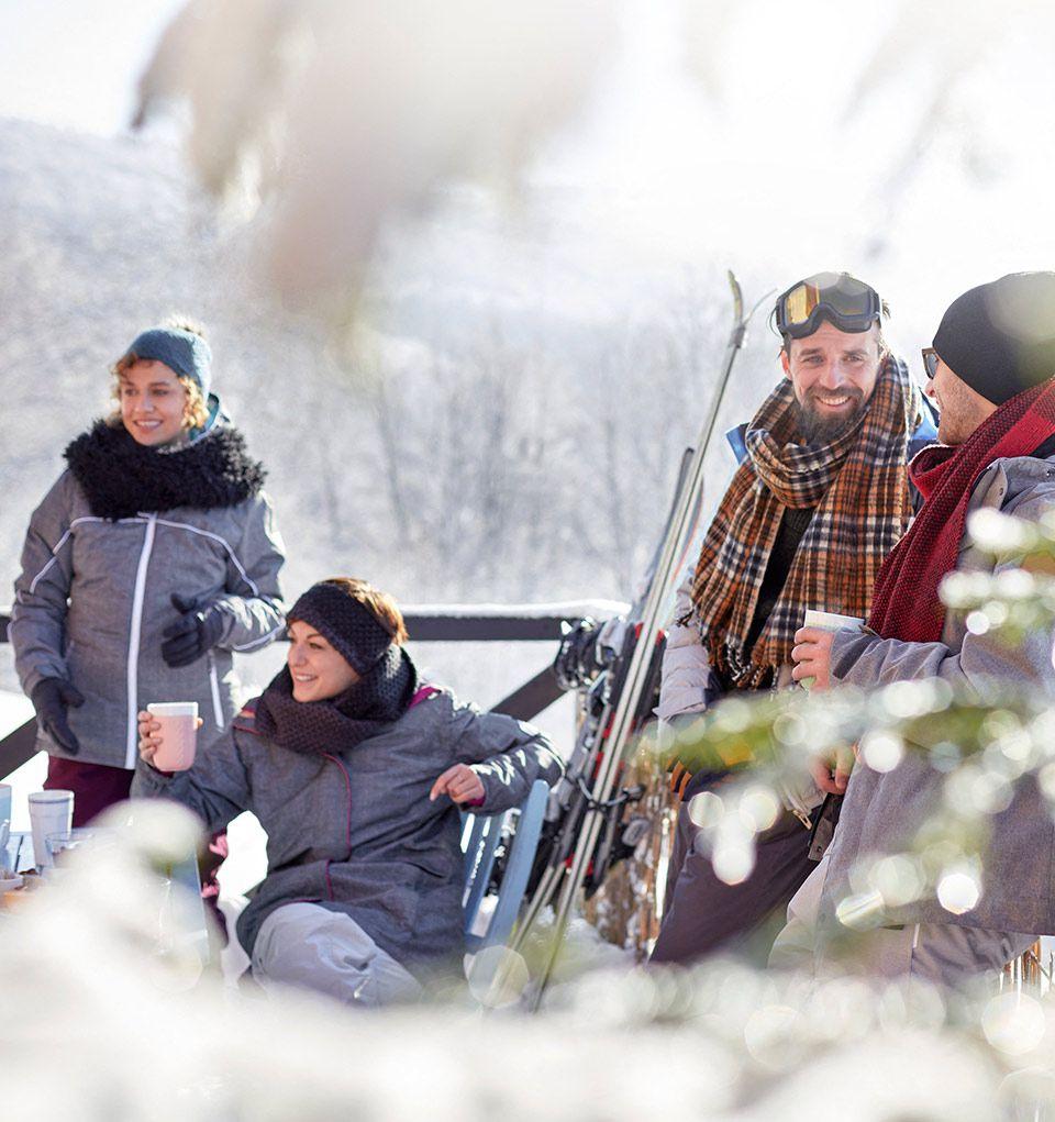 Domaine ski à Tignes