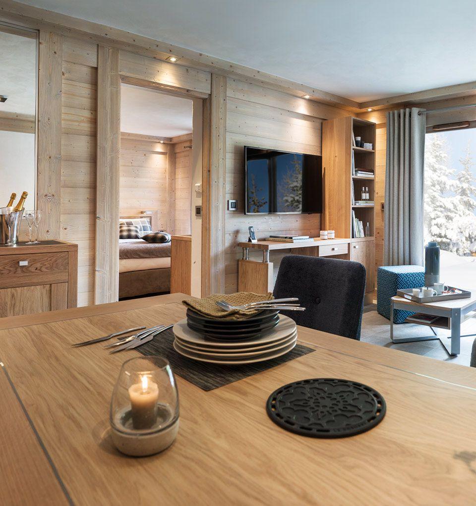 Votre appartement MGM à Champagny-en-Vanoise