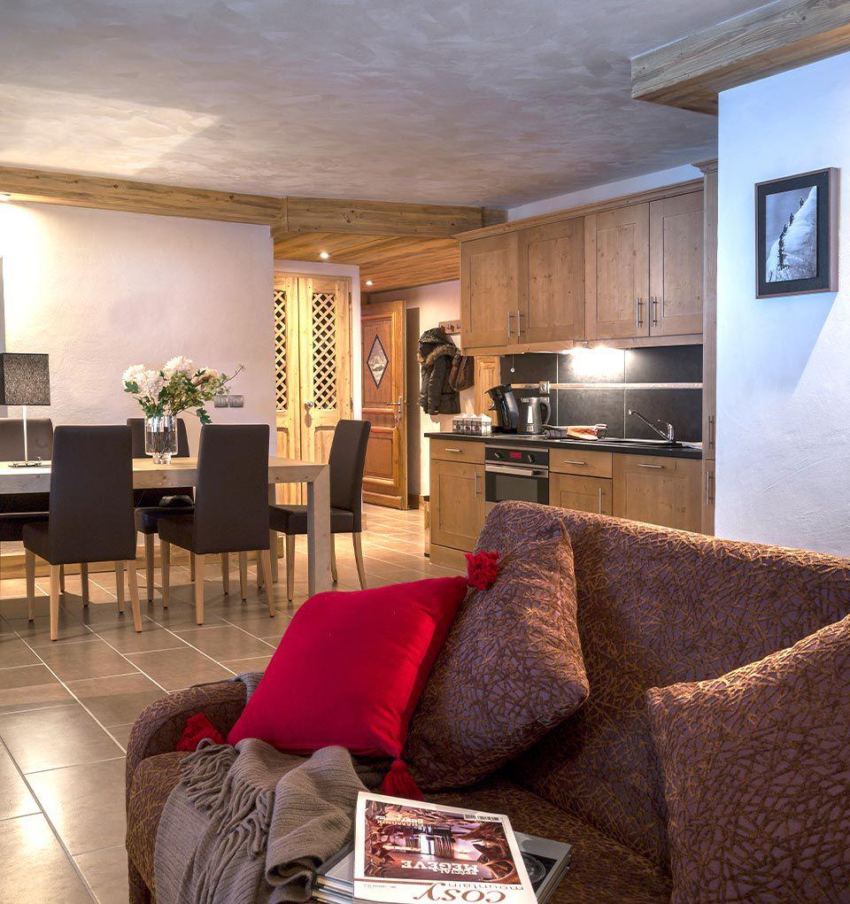 Votre appartement à Peisey-Vallandry