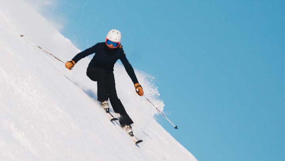 Domaine skiable au cœur du massif de la Tarentaise