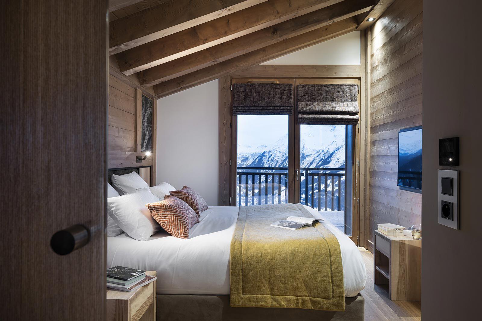 Alpen Lodge - La Rosière - Chambre