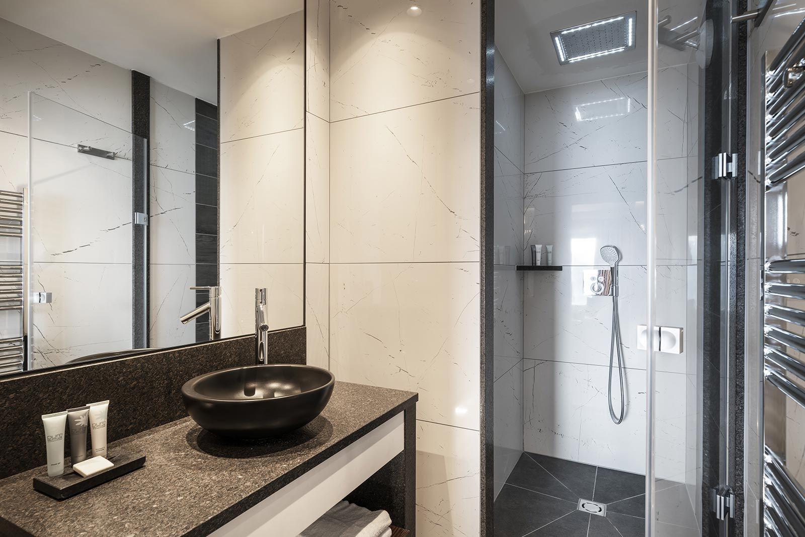 Alpen Lodge - La Rosière - Salle de bain