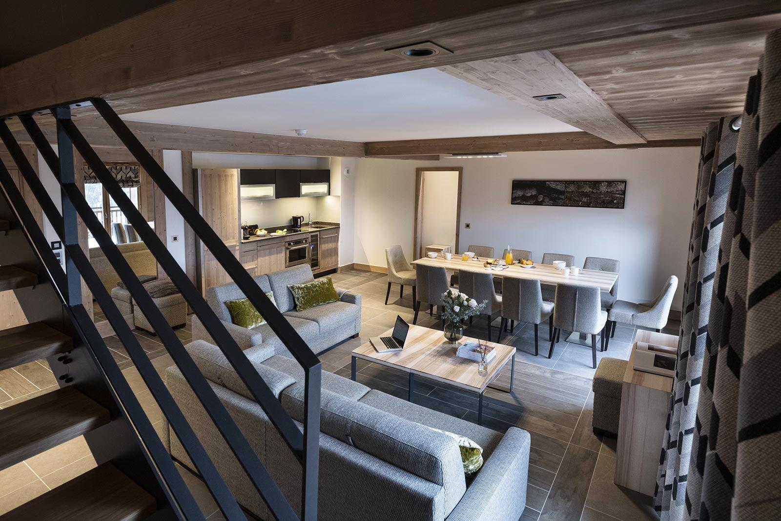 Alpen Lodge - La Rosière - Appartement