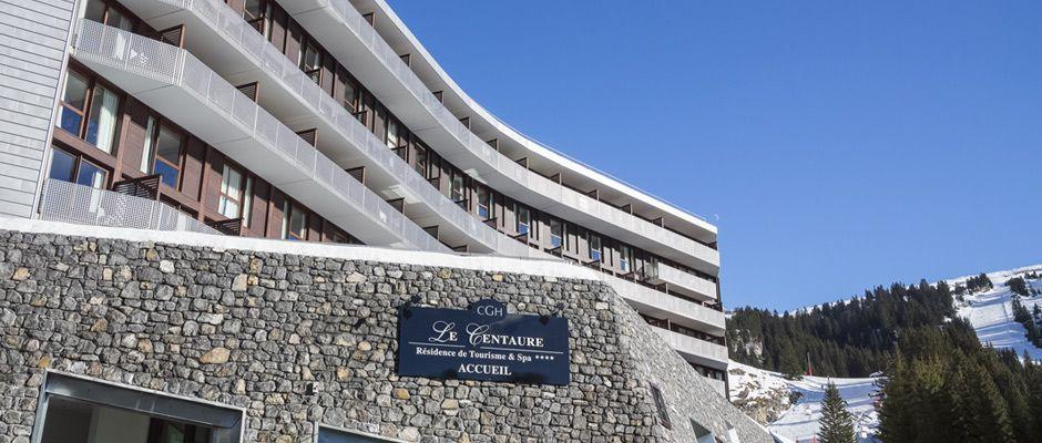 Extérieur de la résidence - Le Centaure à Flaine