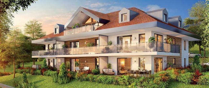 appartement vendre annecy le vieux villa lis e mgm constructeur. Black Bedroom Furniture Sets. Home Design Ideas