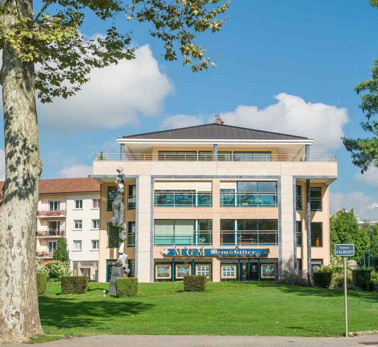 Agence immobilière MGM à Annecy - Vignette