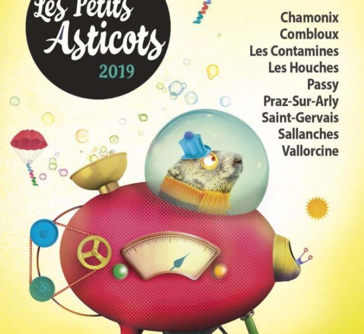 18è Festival Les Petits Asticots aux Houches
