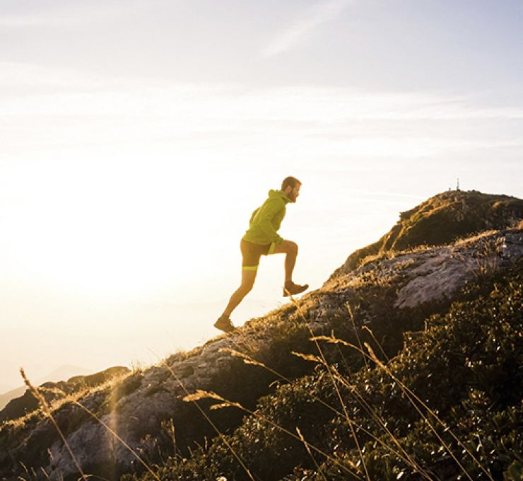 Tignes Trail : un challenge sportif à 2 000 m d'altitude