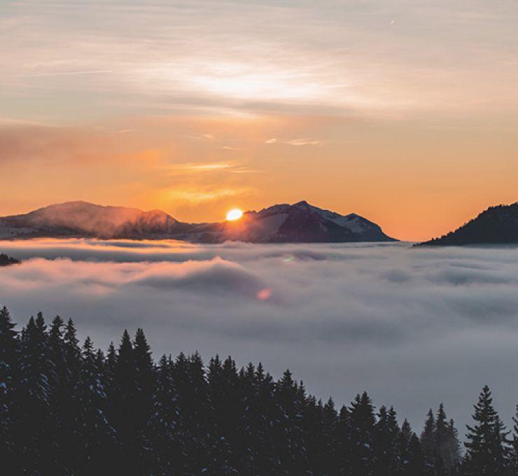 Les Gets, petit coin de paradis au cœur des Alpes