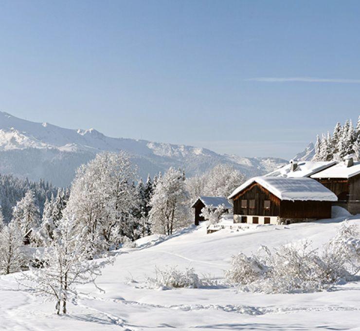 Samoëns, station-village de charme en Haute-Savoie