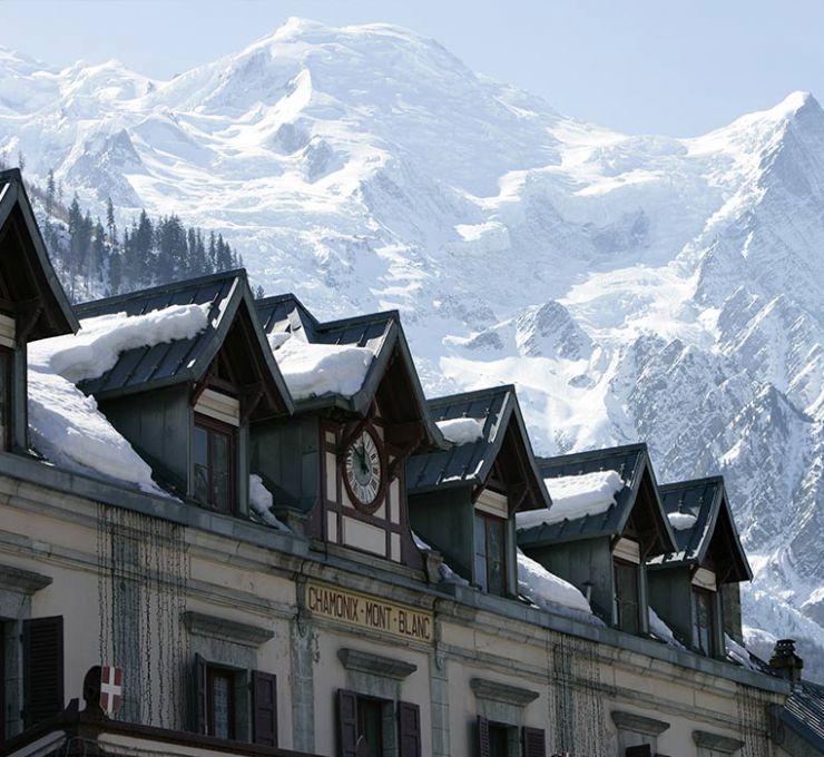 Destination Chamonix Mont-Blanc - Vignette