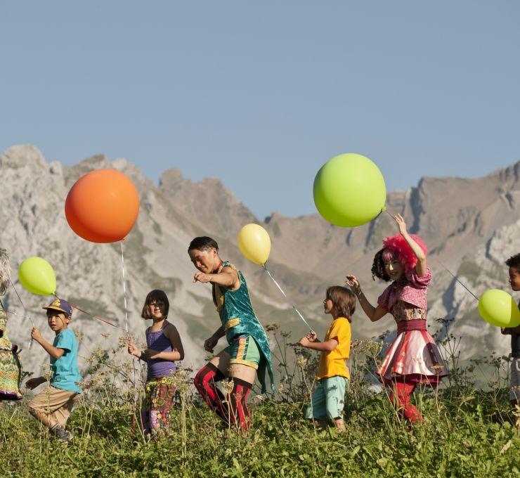« Au Bonheur des Mômes » au Grand-Bornand Chinaillon