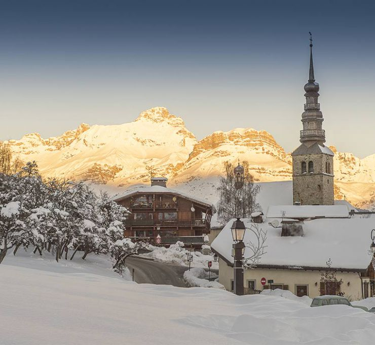 Découvrir les stations de ski