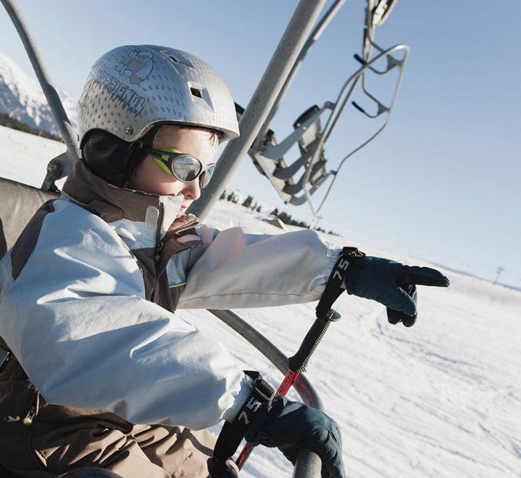 Découvrir les domaines skiables