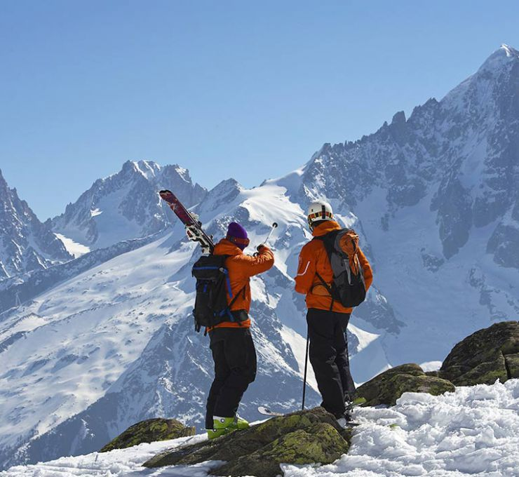 Programmes neufs à Chamonix Mont-Blanc - Vignette