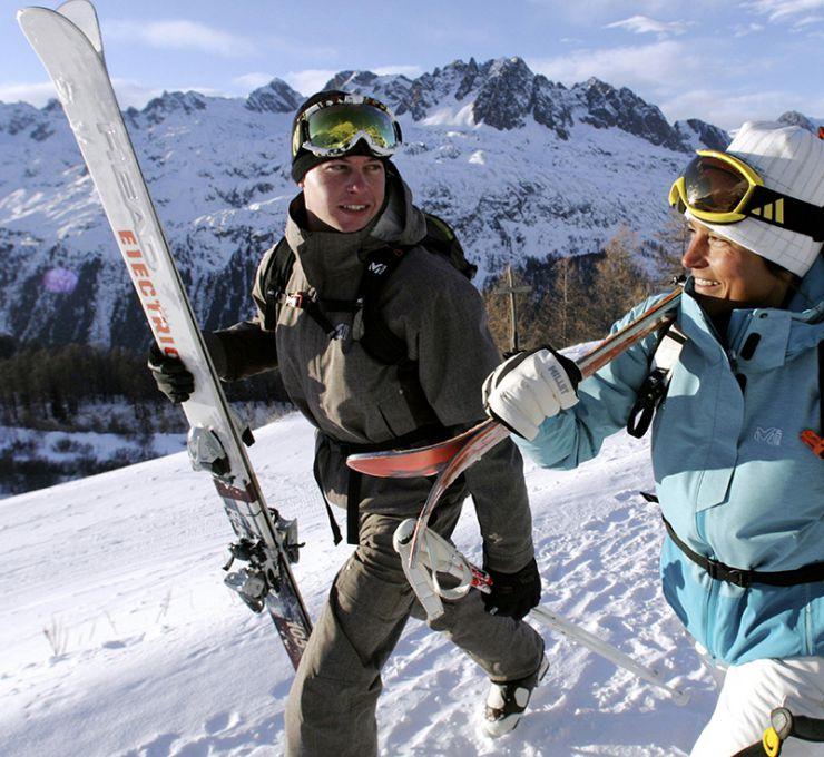Le forfait ski Unlimited de Chamonix