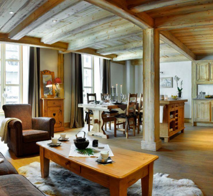 Achat appartement Argentière