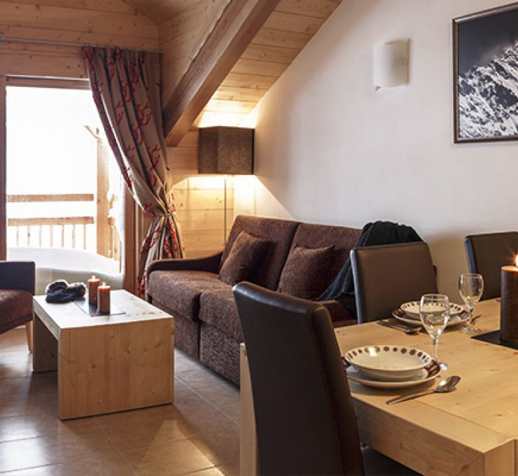 Achat appartement Montgenèvre