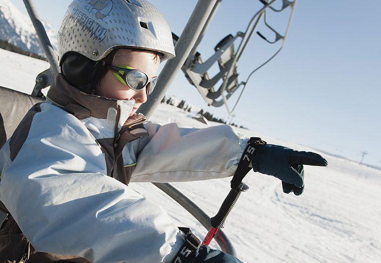 Un appartement au ski dans les Alpes - Vignette