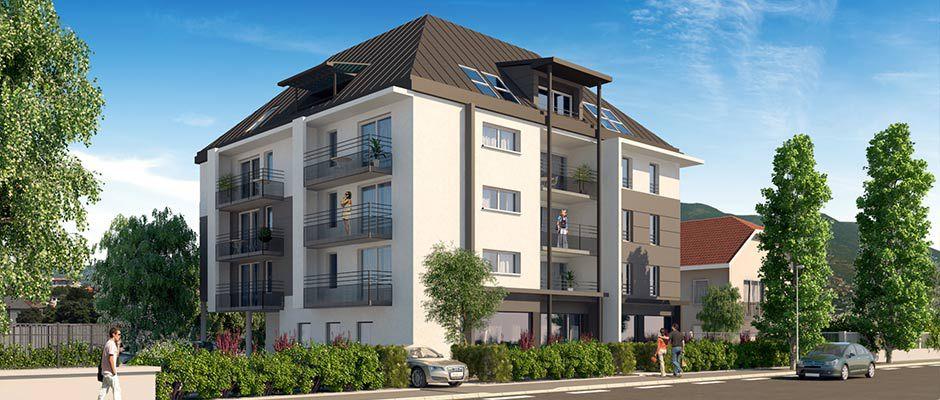 vente appartement annecy villa lisa mgm constructeur. Black Bedroom Furniture Sets. Home Design Ideas