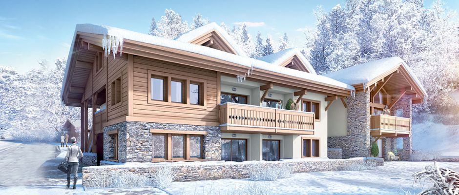 Vente appartement Chamonix