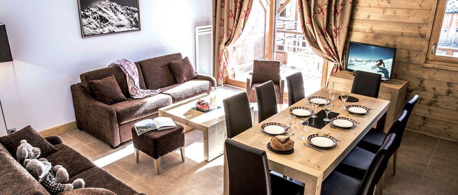 Acheter un appartement à Valmorel