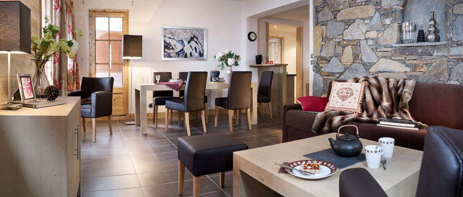 Achat appartement Les Saisies