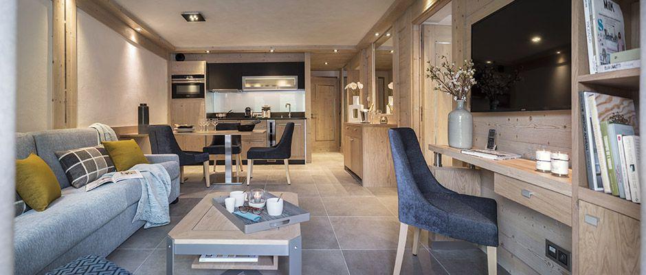 appartement vendre au grand bornand le roc des tours mgm constructeur. Black Bedroom Furniture Sets. Home Design Ideas