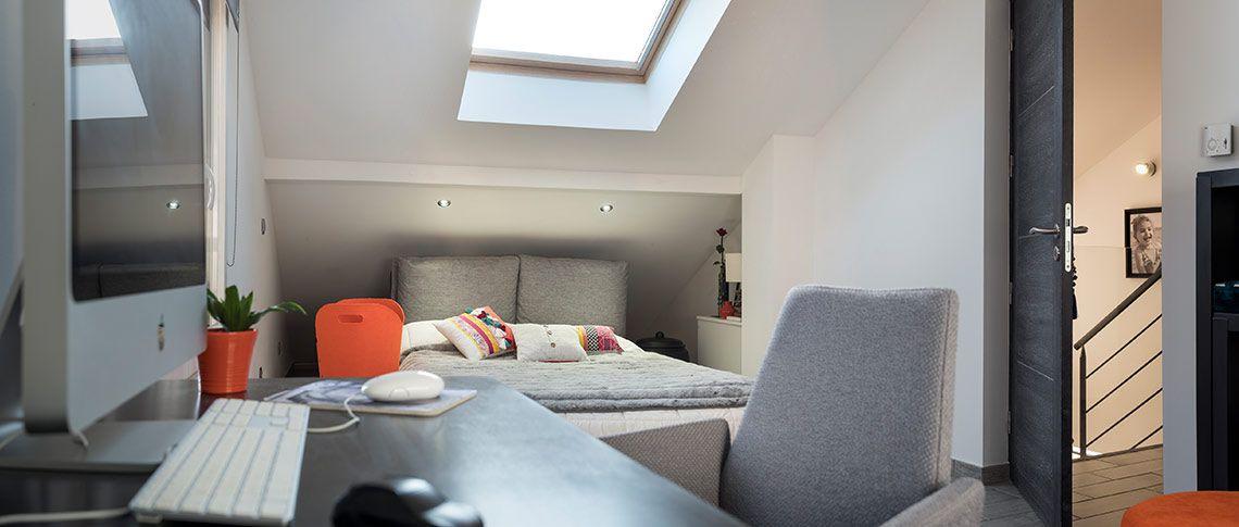 Chambre Villa Sienna - Appartements en vente à Annecy
