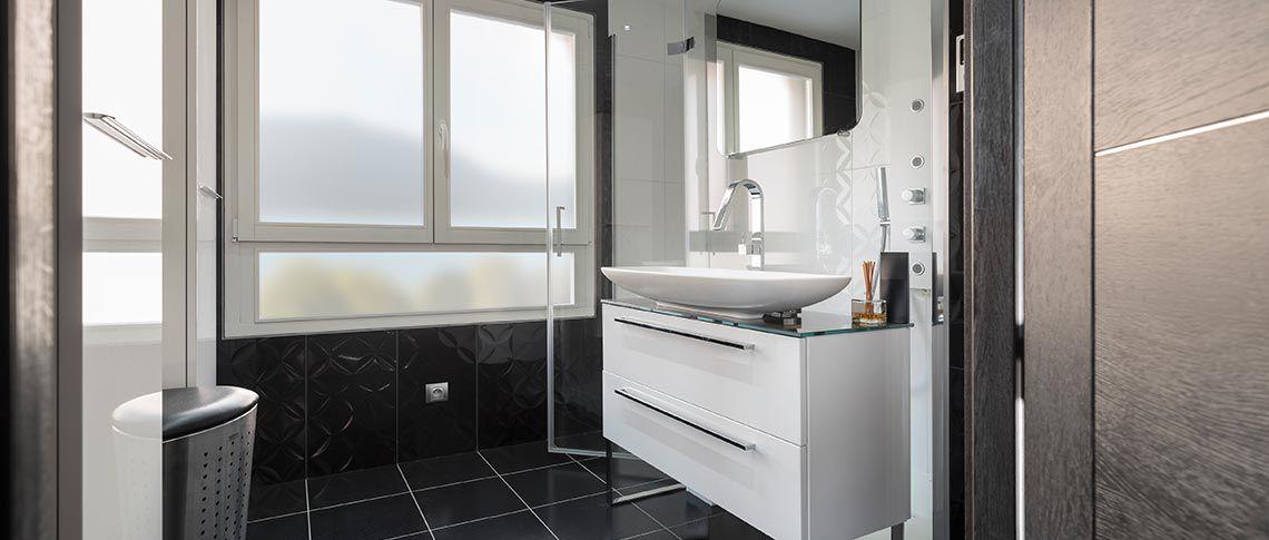 Salle de bains Villa Sienna - Appartements en vente à Annecy