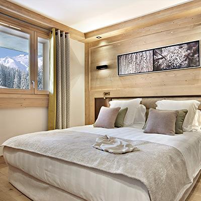 Résidence et hotel Alpen Lodge - La Rosière
