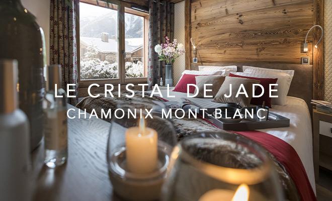 Résidence Le Cristal de Jade à Chamonix