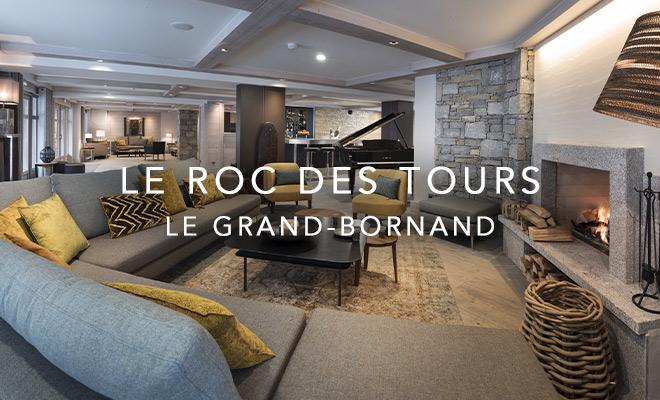 Résidence Le Roc des Tours au Grand-Bornand