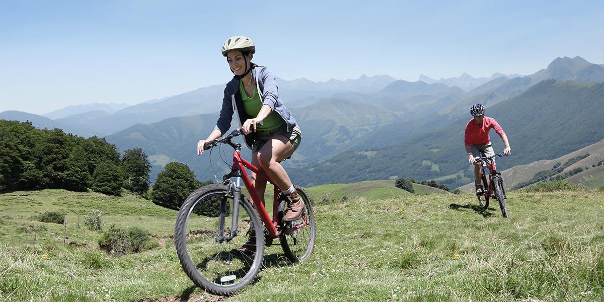 Introduction to electric mountain biking Chamonix Valley